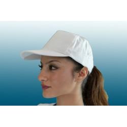 Cappello con visiera colorato